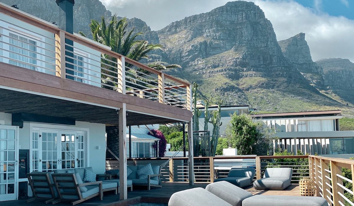 Luxurious villa rental in Camps Bay South Africa