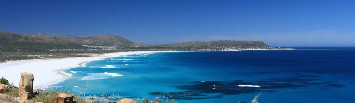 Noordhoek Beach Cape Town South Africa la Baia