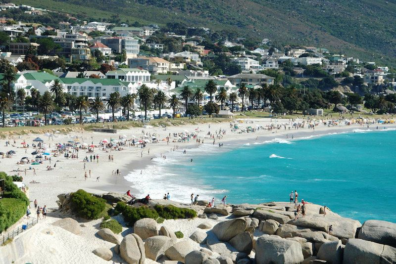 15 Top Cape Town Beaches close to la Baia Camps Bay
